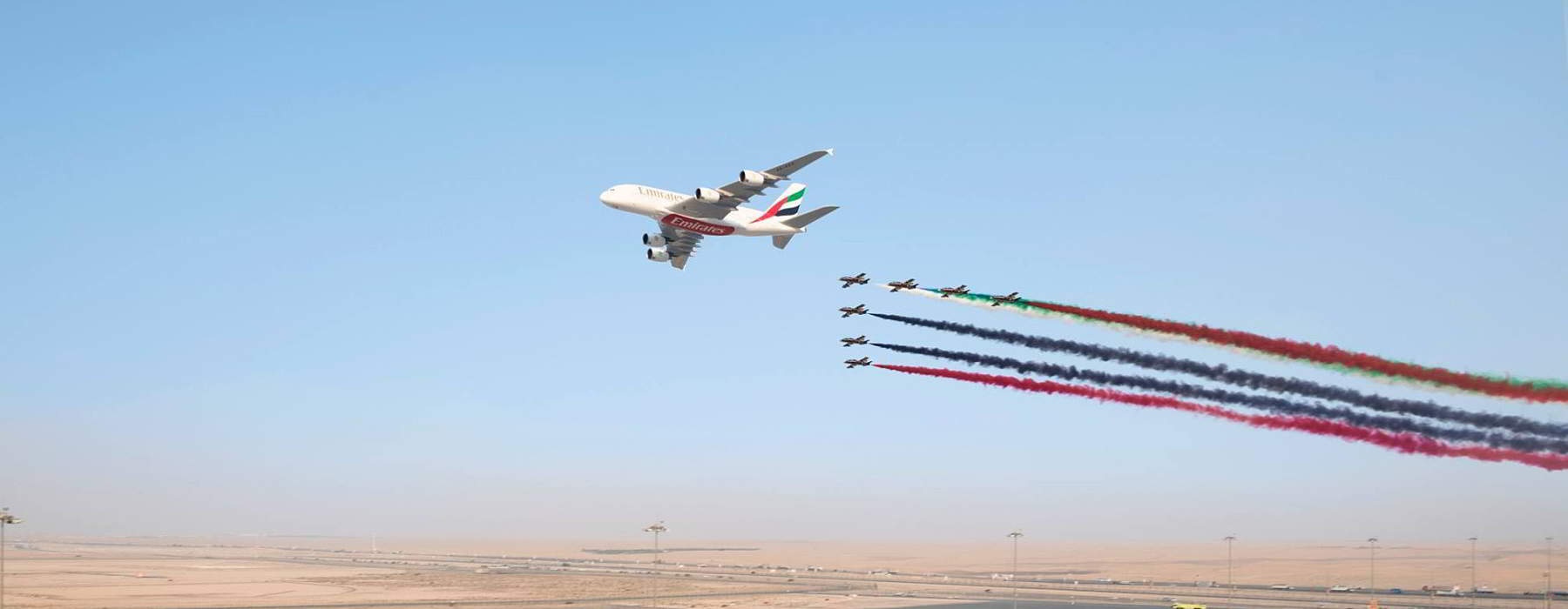 Dubai festivals air show